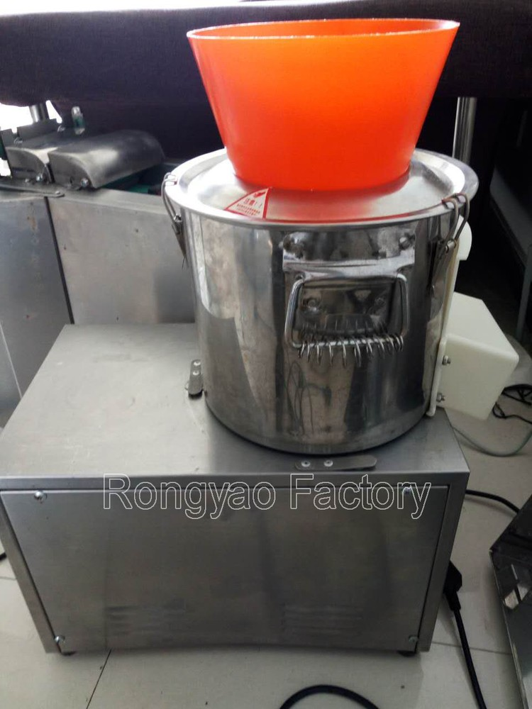 Electric Multifunctional Vegetable Cutting Commercial Household Kitchen Chopper Small Pieces Stuffing Dicers Machine