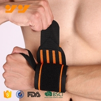 Athletic sport wrist support band/thumb wrist support