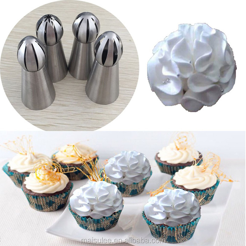 wholesale stainless steel 304 sphere type cake mold in Guangzhou