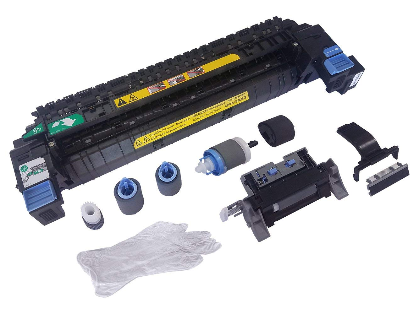 AltruPrint CE710-69001-MK-AP Maintenance Kit for HP Color LaserJet Pro CP5225 (110V) includes RM1-6184 Fuser & Rollers for Tray 1/2/3