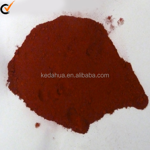 Red iron oxide 130 120 for concrete iron oxide red