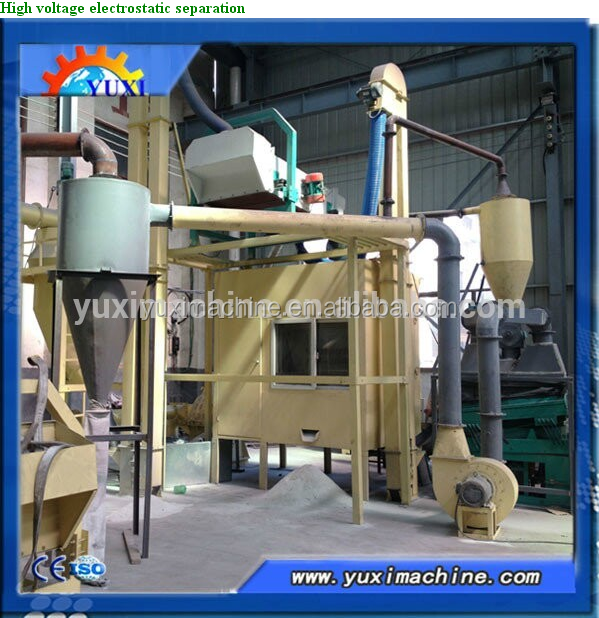 Waste reuse!!! Best manufacture of Waste Refrigerator Recycling Equipment