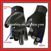 Spandex back Fingerless Synthetic leather Mechanical Gloves ZMA1178