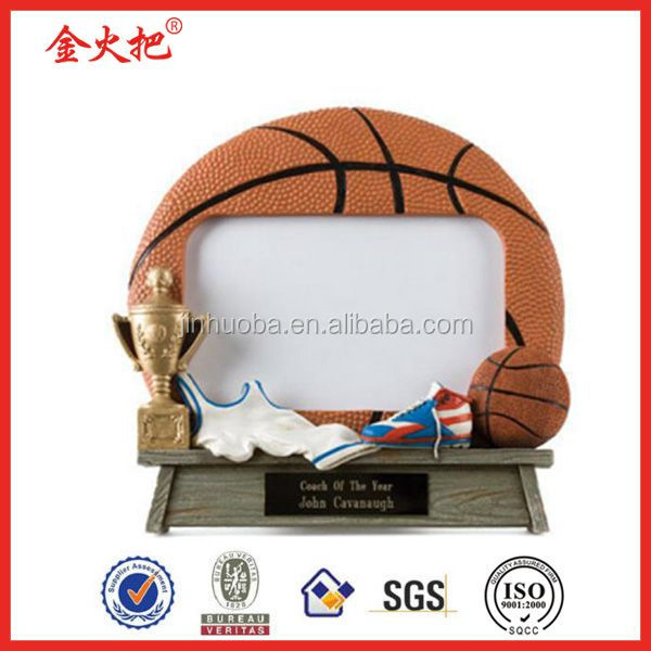 high-quality resin basketball frame photo