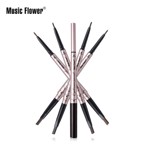 Cosmetic art waterproof eyebrow pencils private label 4 colors available mineral eyebrow pencil easy to color best make up