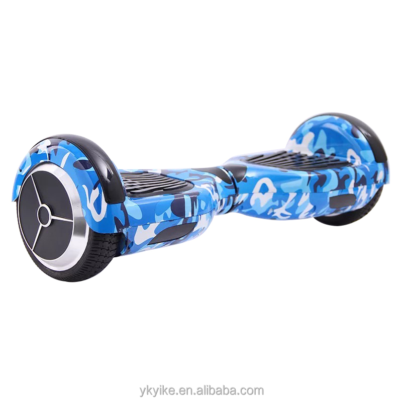 Lowest Price China 6.5 Inch Self Balance Hoverboard Scooter with Bluetooth