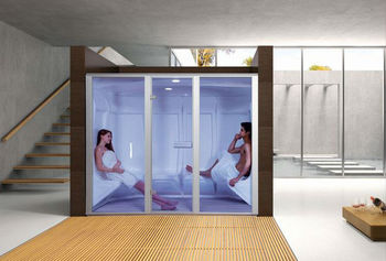Hot Sale Mexda Luxury Steam Room,Big Shower Room,Massage Steam ...