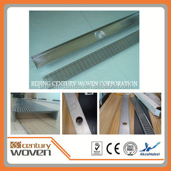 Looped Wedge Wire Screen/wedge Wire Pipe - Buy Stair Treads And ...