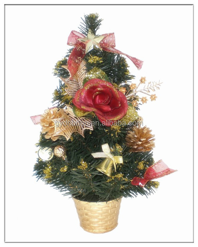 Hot Selling Mini Plastic Christmas