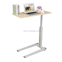 Modern Simple Laptop Table Bed Laptop Household Movable Lazy Man Lift Bedside Table and Table