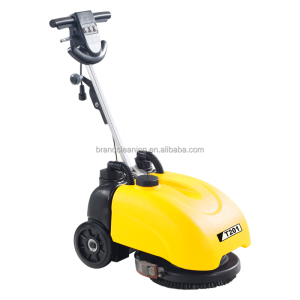 new design Industrial compact floor scrubber with cable