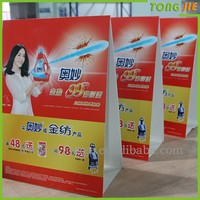 High Cost-effective Outdoor Board Sign / Corflute Sign / Advertising sign board