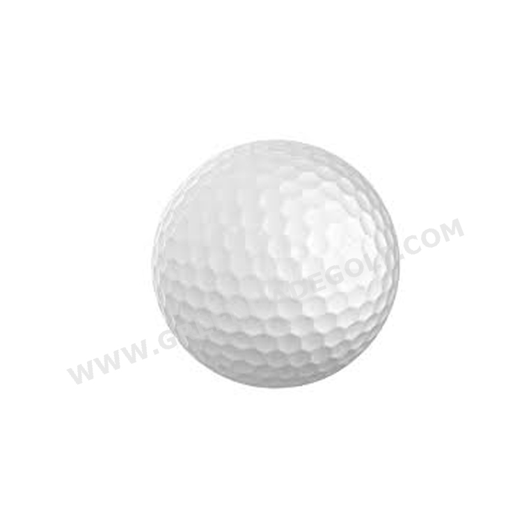 Commercio all'ingrosso di new golf balls 2 pezzi pratica pallina da golf