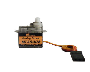 Maytech 5g RC MICRO motor Analog Servo with plastic gear