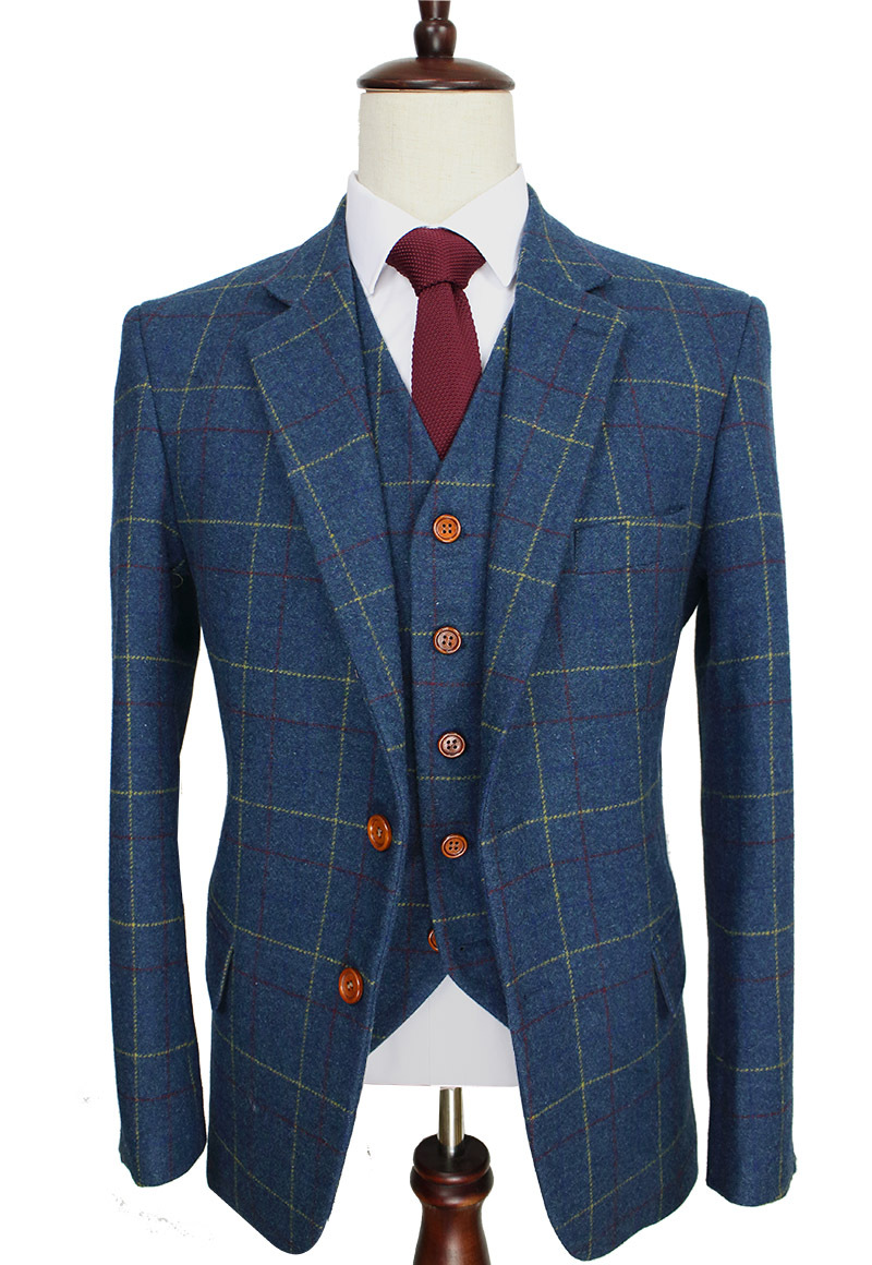 Cheap Tweed Blazers Men, find Tweed Blazers Men deals on line at ...