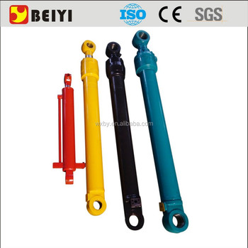 BEIYI hydraulic cylinder for crane with ISO certificated