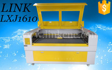 Gold quality Laser cutter 1610/mdf laser cutting machine price/flash stamp material LXJ1610