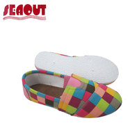 Comfortable Breathable Cheap Woman Plus Size Shoes