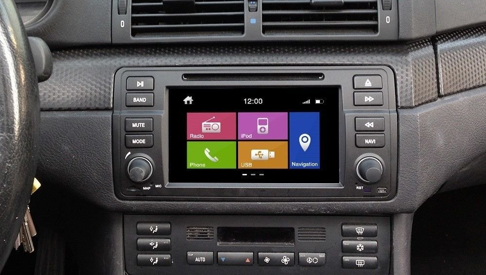 Cheap Bmw Radio Module Find Deals On Line At Rhguidealibaba: 2002 Bmw X5 Double Din Radio Kit At Elf-jo.com