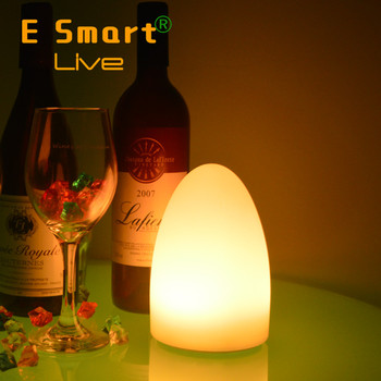New Creative Led Bar Table Lamp Restaurant Outdoor Light Battery Decorations