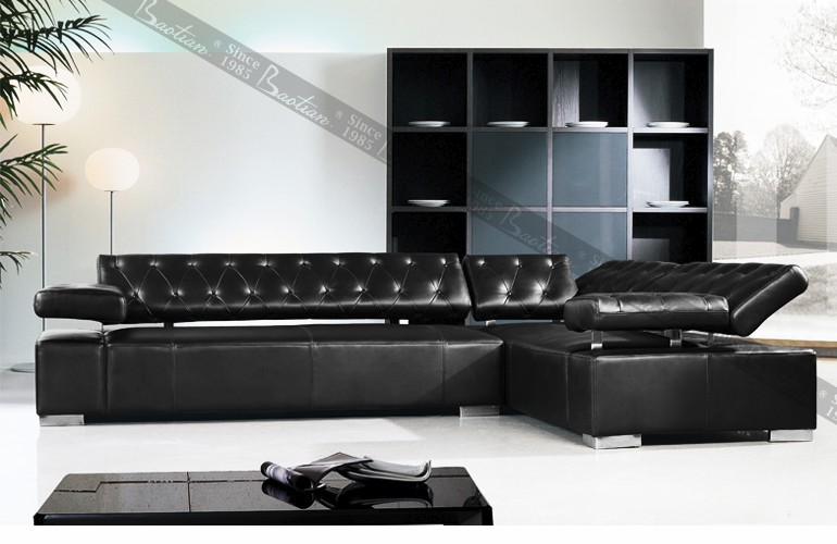 Arabian genuine leather sofa set chesterfield sofa