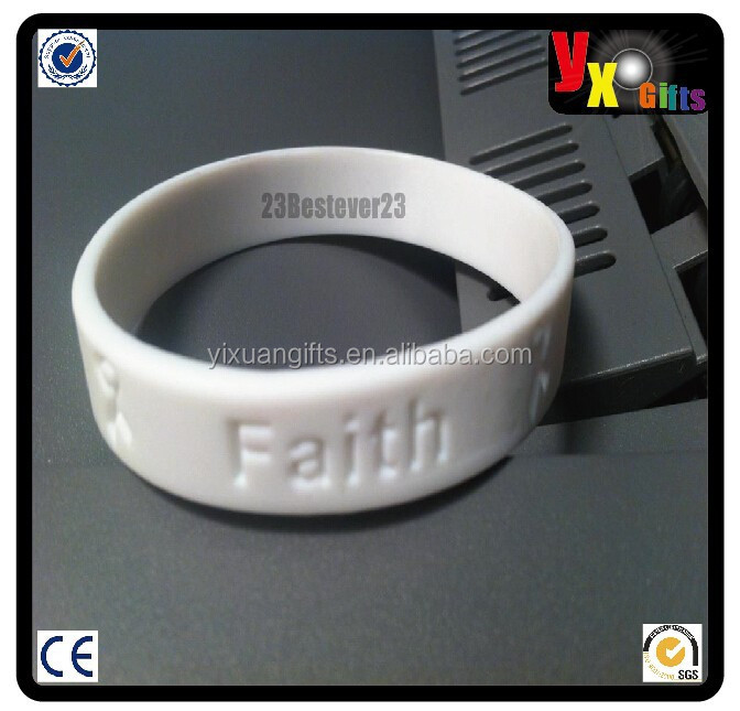 1 White Lung Cancer Awareness Silicone ADULT Bracelet Wristband/greeting card