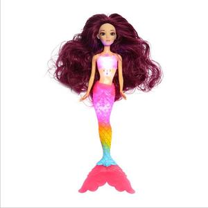 Top Selling Mermaid Doll In Amazon New Fashion Magical Light Design Mermaid Doll Toy For Kids Gift
