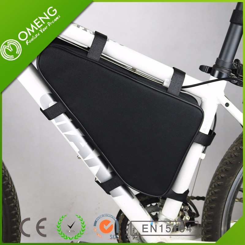 Fashionable Triangle Unique Electric Bike Battery Bag Buy Bike