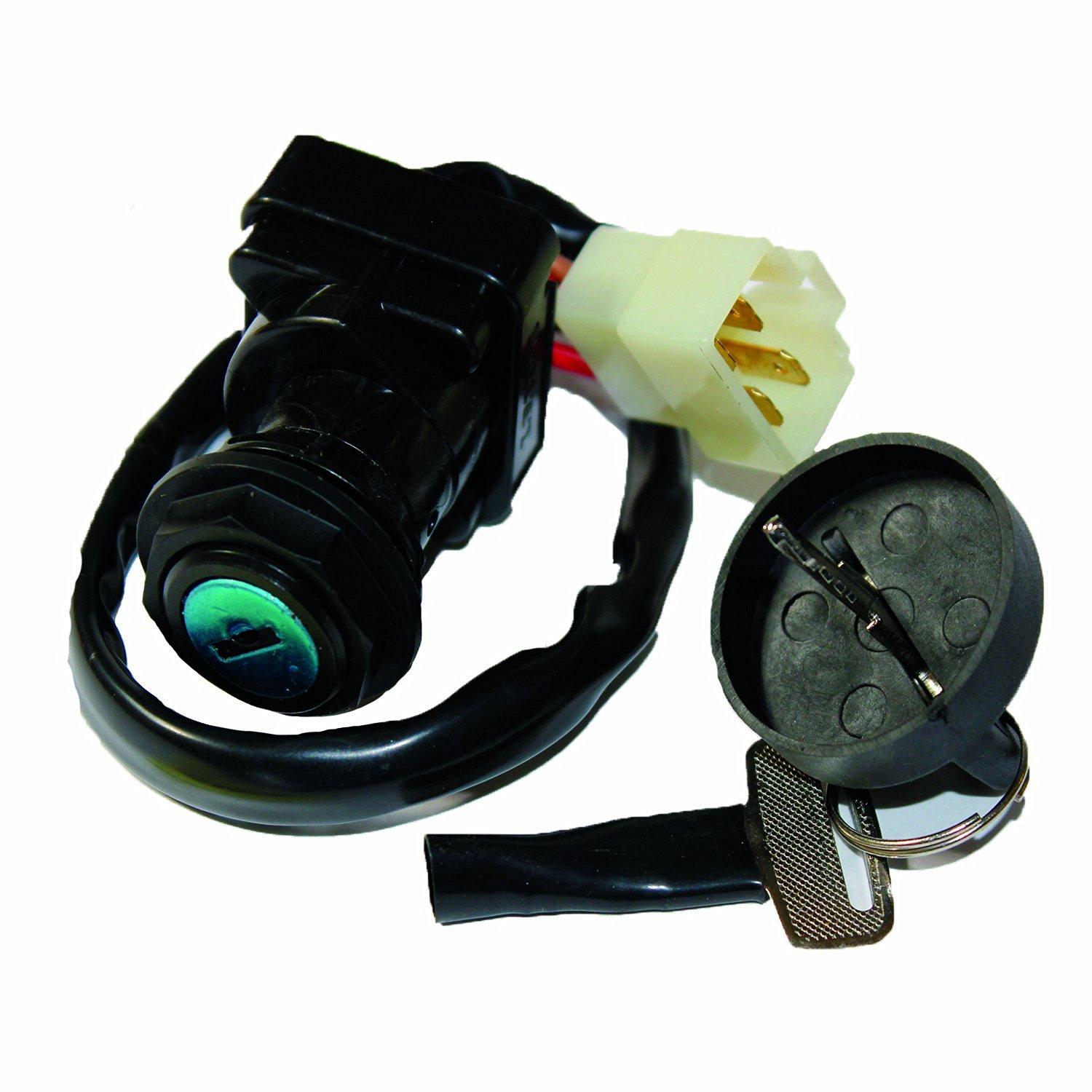Buy Caltric IGNITION KEY SWITCH Fits POLARIS SCRAMBLER 400