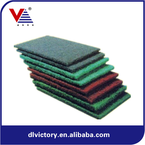 China popular silicon carbide polishing pad abrasive pad