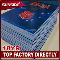 Wide format PVC foam board printing, 5mm PVC foam board printing -L1008