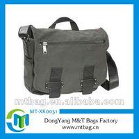 Fashion adjustable strap 13 inch laptop messenger bag