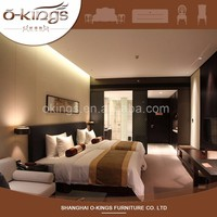 Customized Design High Quality Wooden Hotel Bedroom Furniture