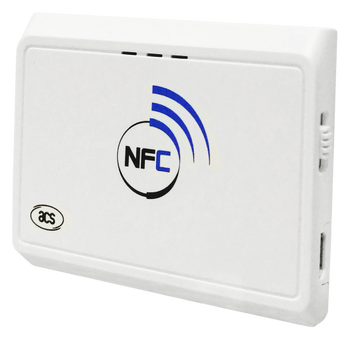 Bluetooth wireless android ACR1311 nfc reader/long distance rfid reader