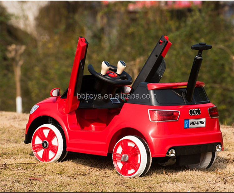 2016 baby children car for sale baby toy car with push handbarkids battery