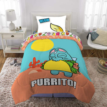 High quality Baby crib 100% polyester cartoon 3d printed bed sheet bed linen set boys bedding sets