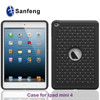 Factory Outlet Cheap Price PC+TPU Studded Diamond Case For Ipad Mini 4