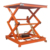 Cheap customized in-ground fixed hydraulic scissor lift for loading dock