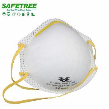 masque anti poussiere reutilisable
