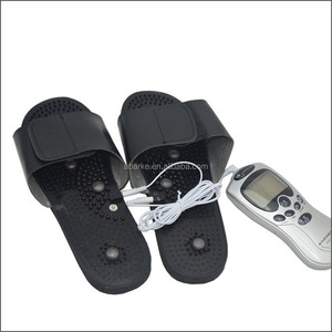 Foot massage acupuncture therapy shoes
