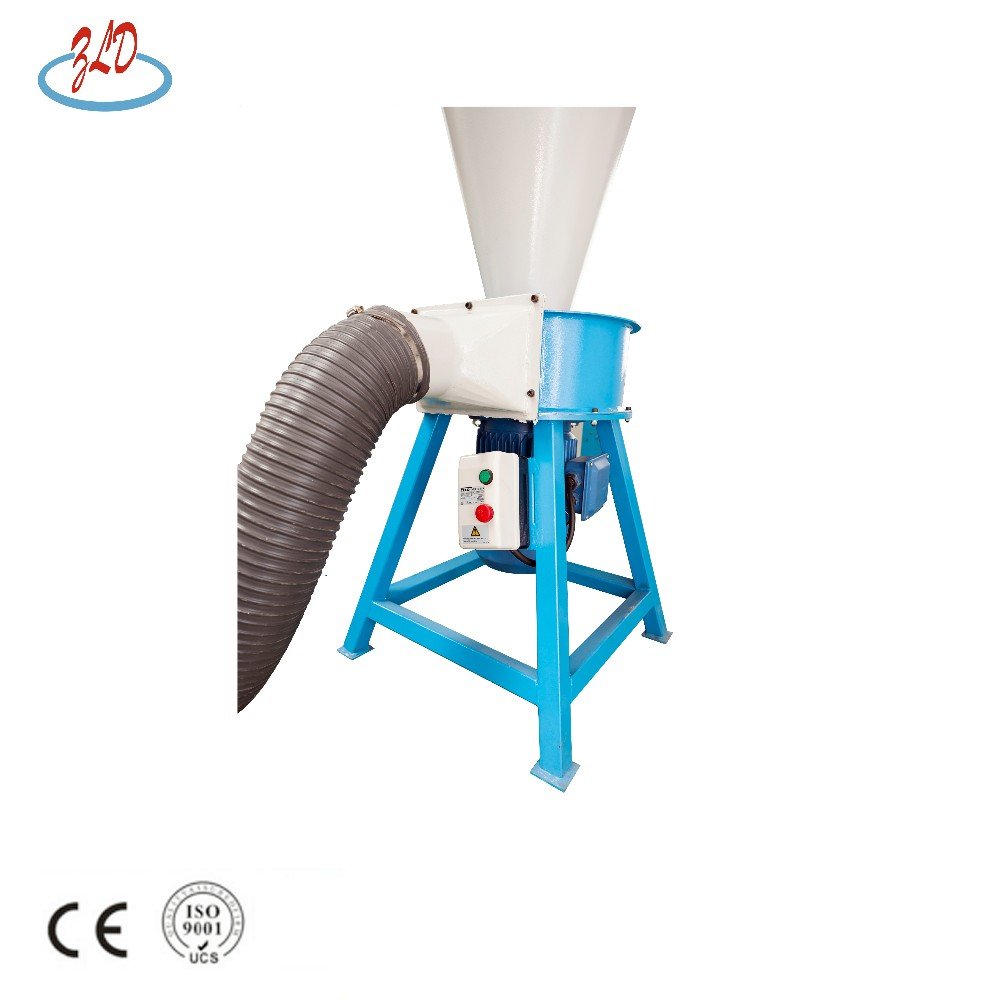 Best selling High performance low noise bestmarginal waste fabric eps sponge pe crushing memory foam shredder for sale