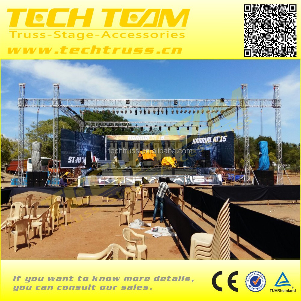 Floor truss speaker truss system sale line arry truss