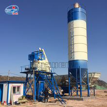 Jinsheng Construction Machinery HZS50 Hopper Lift Type Concrete Batching Plant