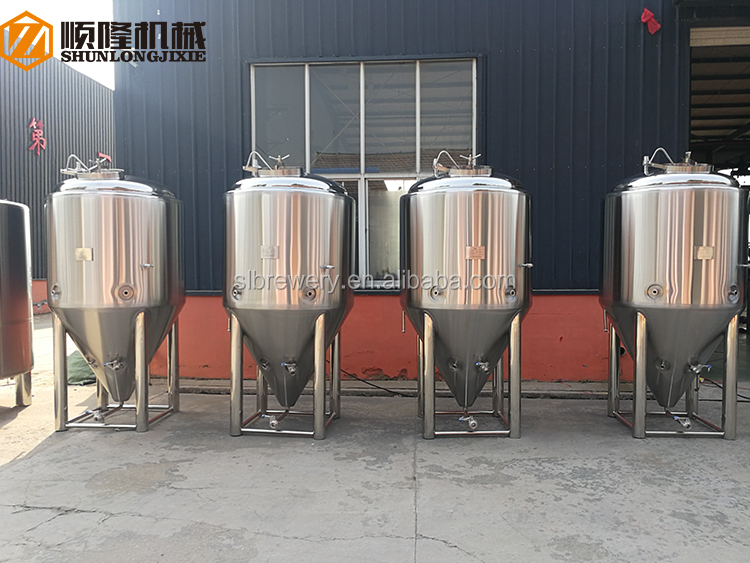 small brewery equipment 3bbl electric beer brewing kettle