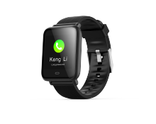 Produk Baru Kebugaran Smart Gelang IP67 Tahan Air <span class=keywords><strong>Q9</strong></span> Smart Watch