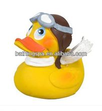 Hot selling rubber bath duck rubber pig dog toys