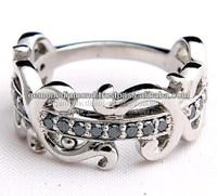 Women Moissanite engagement rings at low price