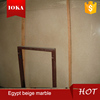 High Quality Interior & outerior Polished Egypt Sunny Beige Marble