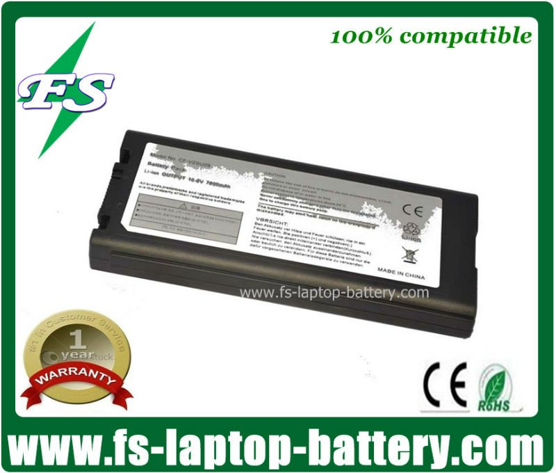 9cells CF-VZSU29 laptop battery for Panasonic ToughBook CF-29 series