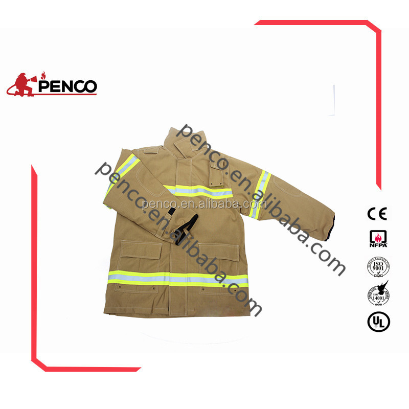Nomex Fire Resistant Suit With High Quality
